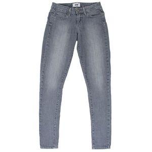 Paige Jeans Gray Verdugo Ultra Skinny